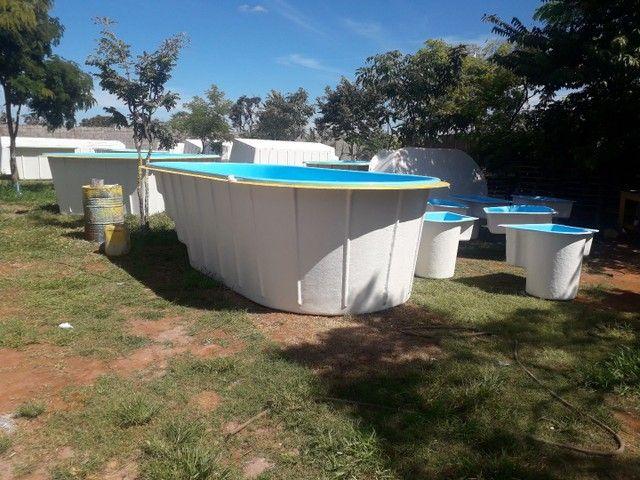 #piscina de fibra pronta entrega obs : casa de máquina Danco a número 1 do mercado