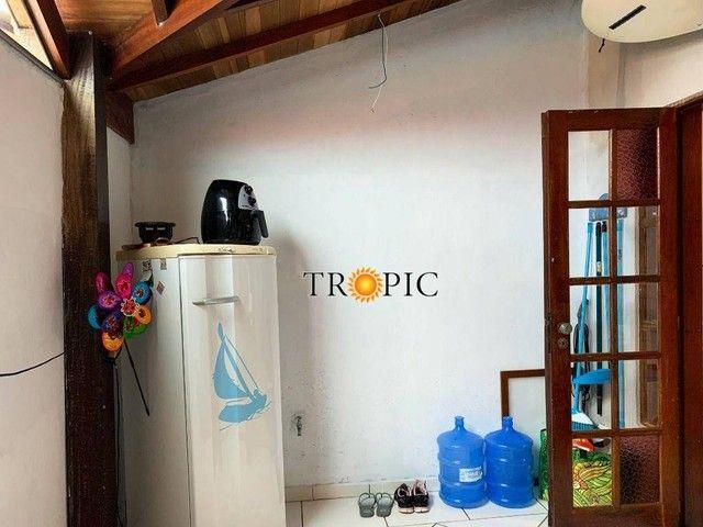 Casa com 2 dormitórios à venda, 70 m² por R$ 470.000 - Boracéia - Bertioga/SP - Foto 10