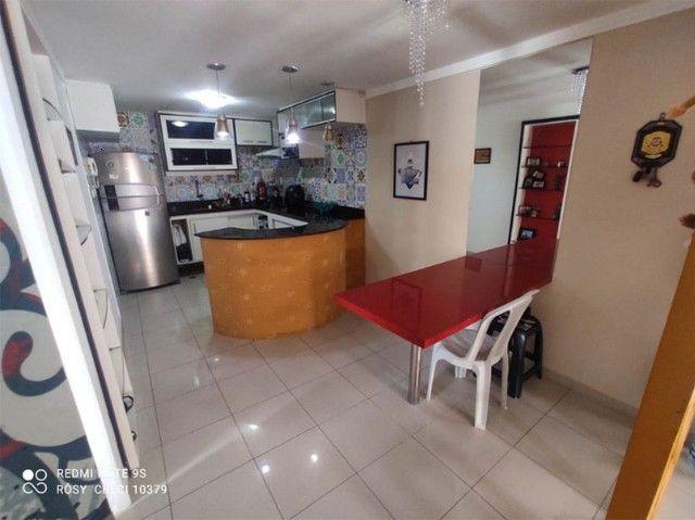 Cabo Branco, Cobertura, pisc  priv, 2 qt, 110m², 480mil, Venda, Apartamento, João Pessoa - Foto 9