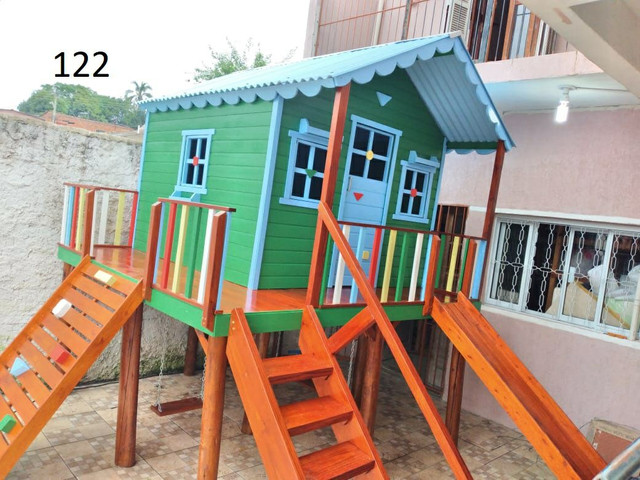 Casinhas de Criança Luxo as Mais Lindas  - Foto 2