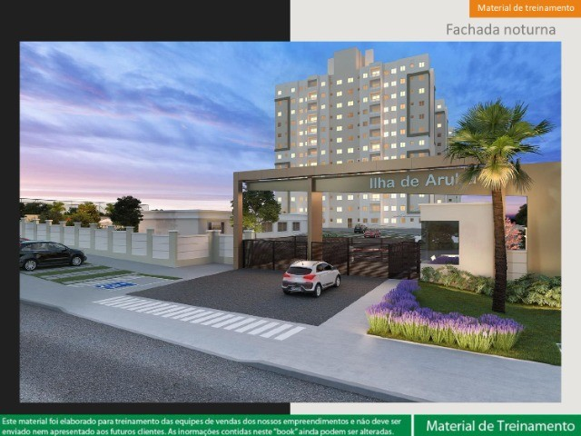 // ilha de aruba residence, com 2 quartos, MRV // - Foto 3