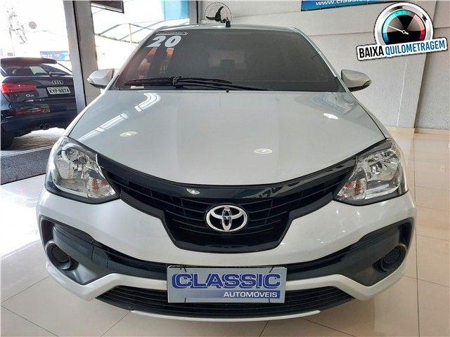 Toyota Etios 2020 1.5 x plus 16v flex 4p automático