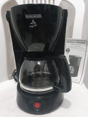 Cafeteira Elétrica Black + Decker