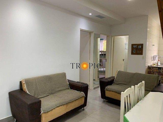 Apartamento com 3 dormitórios à venda, 120 m² por R$ 350.000,00 - Bal Mogiano - Bertioga/S - Foto 3