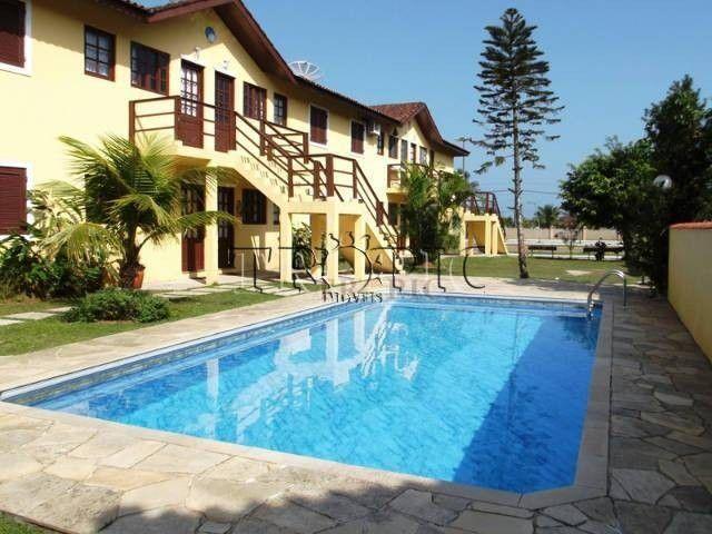 Casa com 2 dormitórios à venda, 58 m² por R$ 360.000,00 - Morada da Praia - Bertioga/SP