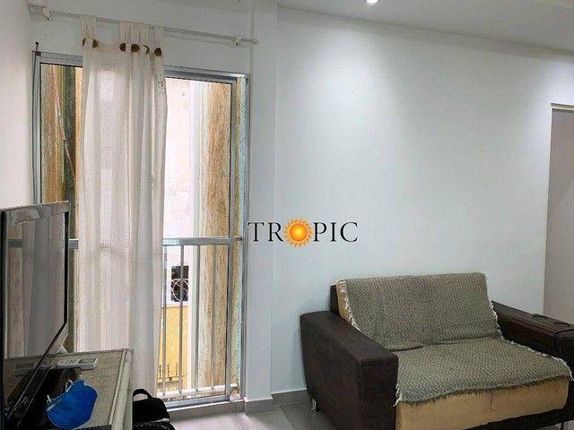 Apartamento com 3 dormitórios à venda, 120 m² por R$ 350.000,00 - Bal Mogiano - Bertioga/S