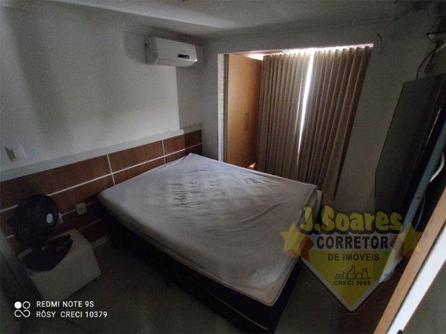 Cabo Branco, Cobertura, pisc  priv, 2 qt, 110m², 480mil, Venda, Apartamento, João Pessoa - Foto 5