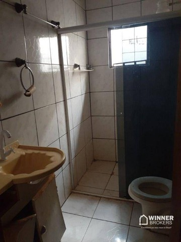 Casa com 2 dormitórios à venda, 90 m² por R$ 120.000,00 - Jardim Vitória - Cianorte/PR - Foto 6