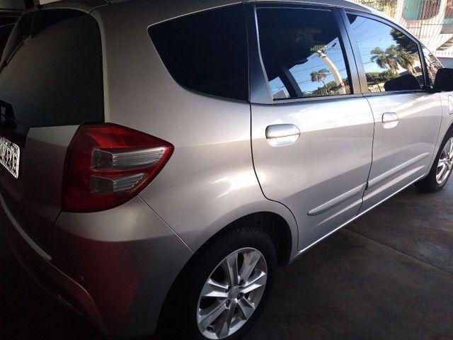 Honda fitty 2014 1.4 LX carro de procedência bxa km sem detalhes.  - Foto 6