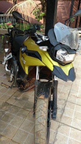Motocicleta Bmw 750 - Foto 2