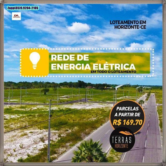 Terras Horizonte Loteamento- Venha investir . - Foto 12