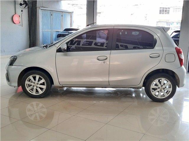 Toyota Etios 2020 1.5 x plus 16v flex 4p automático - Foto 4