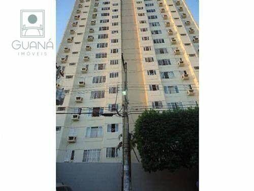 Apartamento com 3 quartos à venda, 80 m² por R$ 259.000 - Edifício Ilhas do Sul - Cuiabá/M