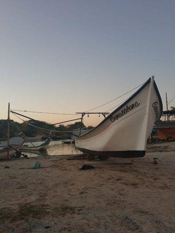 Canoa de fibra - Foto 3
