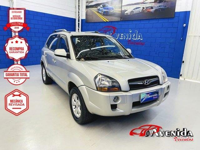 Hyundai tucson 2013 2.0 mpfi gls 16v 143cv 2wd gasolina 4p automÁtico