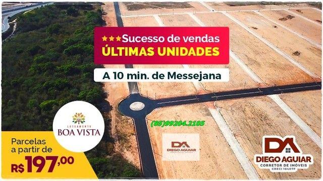 Boa Vista - Lotes Padrão 150 M² - 6 X 25 @/ - Foto 2