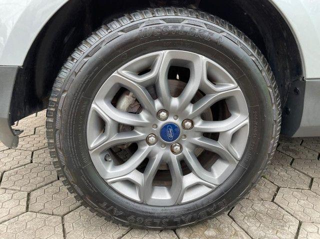 Ford EcoSport 1.6 Freestyle 2017 Única Dona - Foto 9
