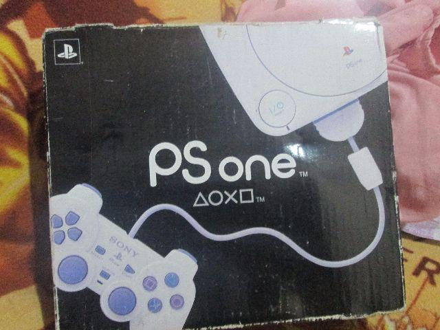 Playstation One Completo Com Caixa