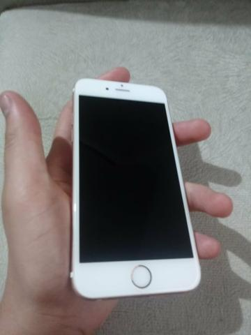 Torroooo Iphone 6s 16gb rose Funcionando tudo