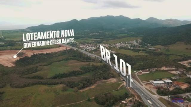 Terreno, Centro, Governador Celso Ramos-SC - Foto 9