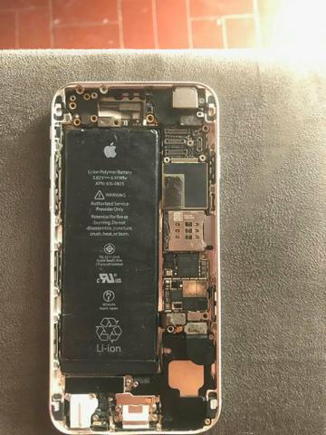Iphone 6 leia o anúncio
