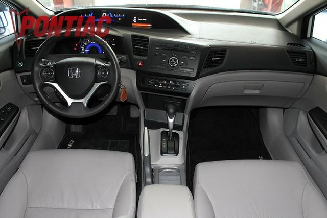 Honda Civic LXR 2.0 2016 - Foto 9