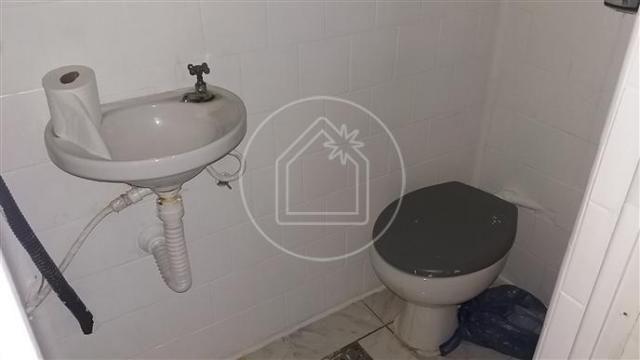 Apartamento à venda com 3 dormitórios em São cristóvão, Rio de janeiro cod:824710 - Foto 7