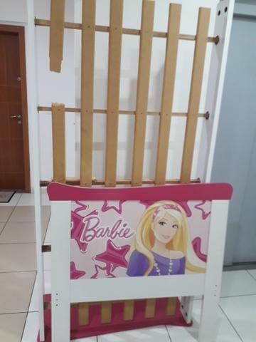 Cama Barbie