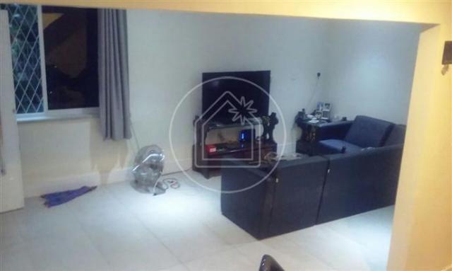Casa de condomínio à venda com 4 dormitórios em Tijuca, Rio de janeiro cod:823989 - Foto 3