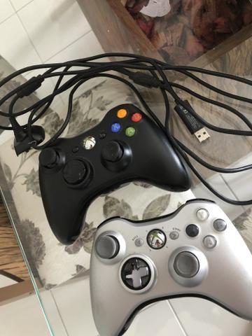 Vendo Xbox 360+Kinect+2 controles+40 jogos