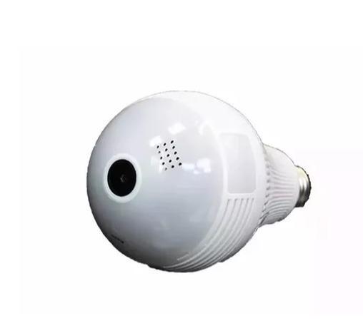 Lampada Espiã Ip 360 Graus Hd Top Novo Icsee