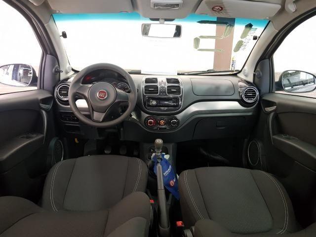 Fiat Grand Siena Attractive -1.4 Manual - 2014/2015 - Completa - Financio - Foto 4