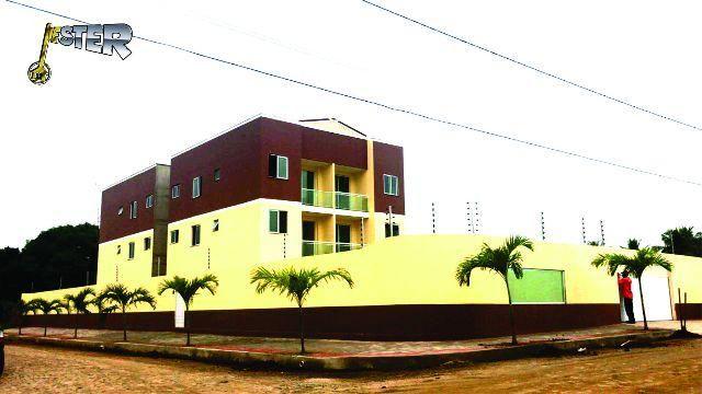 Apartamento Lindo com Porcelanato Fosco - Pavuna/CE
