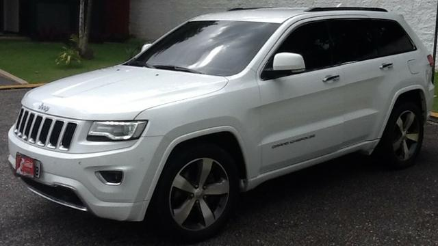 Jeep Grand Cherokee Limited 4x4 3.0 Diesel