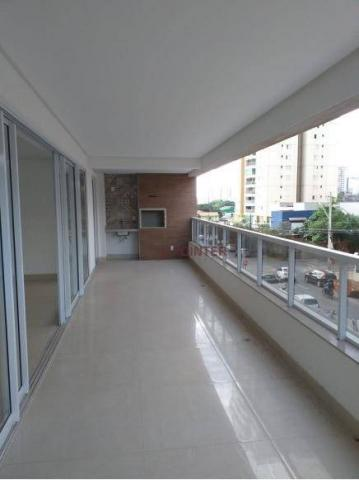 Apartamento novo 4 suites plenas setor bueno - Foto 3