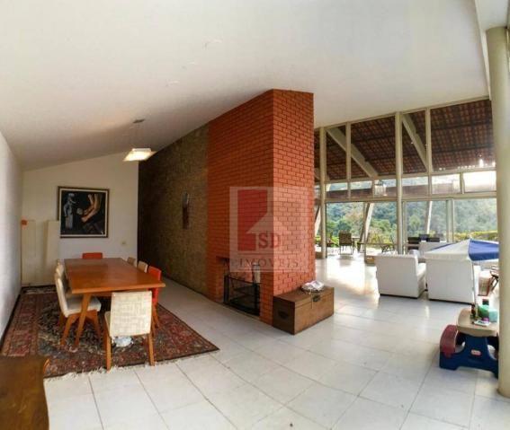 Casa com 4 dormitórios à venda, 345 m² por r$ 850.000,00 - albuquerque - teresópolis/rj - Foto 9