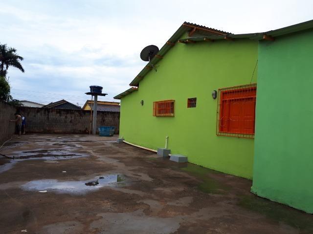 Aluga-se casa no loteamento Santo Afonso, bem localizada e rua asfaltada - Foto 11