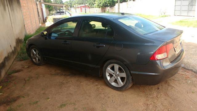 Vendo ou troco Honda Civic - Foto 2