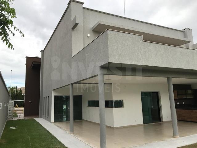 Casa de condomínio para alugar com 4 dormitórios em Jardins milão, Goiânia cod:620789 - Foto 6