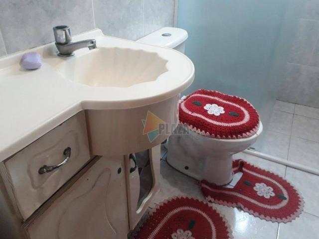 Apartamento para alugar, 82 m² por R$ 2.800,00/mês - Tupi - Praia Grande/SP - Foto 14