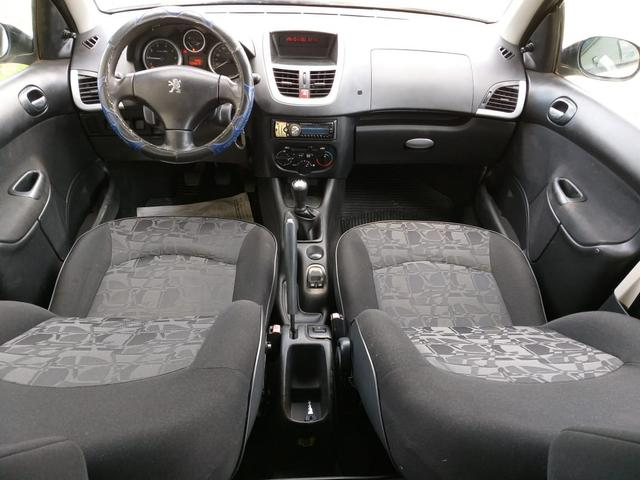 Peugeot 207 1.4 XR flex 2011 - Foto 6