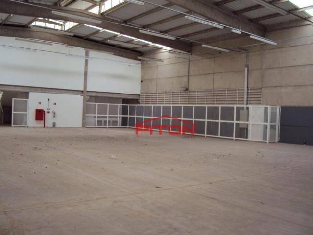 Galpão à venda, 2 m² por r$ 7.500.000 - núcleo industrial vereador alcides celestino filho - Foto 2