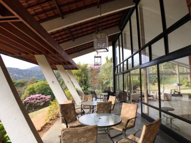 Casa com 4 dormitórios à venda, 345 m² por r$ 850.000,00 - albuquerque - teresópolis/rj - Foto 15
