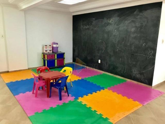 Apartamento para alugar, 82 m² por R$ 2.800,00/mês - Tupi - Praia Grande/SP - Foto 18