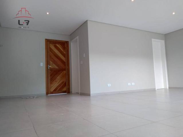 Sobrado com 3 dormitórios à venda, 196 m² por R$ 590.000 - Campo Pequeno - Colombo/PR - Foto 2