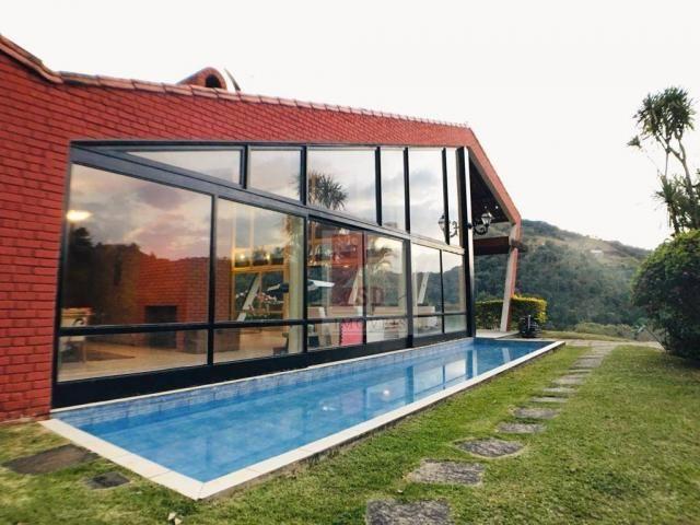 Casa com 4 dormitórios à venda, 345 m² por r$ 850.000,00 - albuquerque - teresópolis/rj