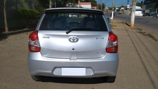 Toyota Etios 1.3 2019 ( O p o r t u n i d a d e ) - Foto 6