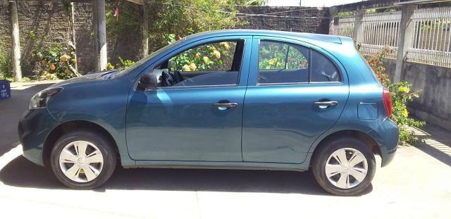 Nissan mach ligação