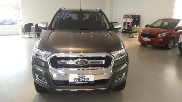 Ford Ranger LIMITED 3.2 CD 4X4 DIESEL AUTOMÁTICA 4P
