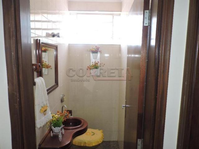 Casa à venda com 3 dormitórios em Jardim nova yorque, Aracatuba cod:V2366 - Foto 3